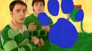 blue u0027s clues joe gets a clue youtube