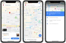 G9ogle Maps Google Maps Updated With Iphone X Support U2013 Macstories