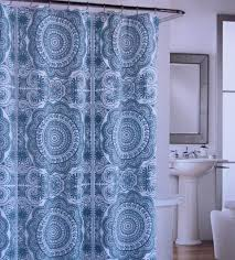 Cynthia Rowley Curtain Curtains Ideas Blue White Shower Curtain Inspiring Pictures Of