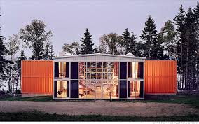 12 container house amazing shipping container homes cnnmoney