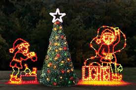 Santee Christmas Lights The Christmas Kings Christmas Light Installation