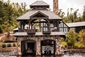 Boat House A New Wave Of Luxury Boathouses Wsj