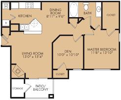 apartment floor plans with dimensions folio apartments