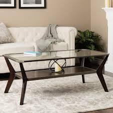 Boomerang Coffee Table Clay Alder Home S Espresso Antique Silver Rectangular Mid
