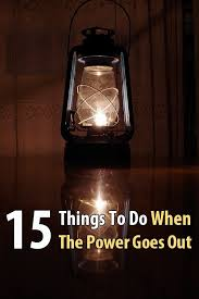 light that comes on when power goes out 15 things to do when the power goes out stretches survival and