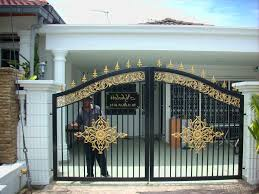 House Gates Design