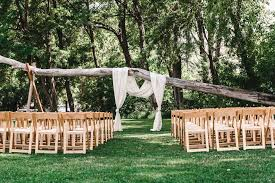 planning a wedding ceremony 10 things to consider before planning an outdoor wedding ceremony