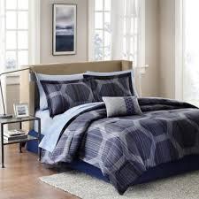 Navy Blue Bedding Set Blue Bed Sets Design Ideas Decorating
