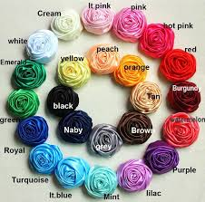 satin roses 50pcs deluxe satin roses diy bridal bouquets satin 003 bouquets by