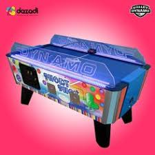 harvil 5 foot air hockey table with electronic scoring harvil brings you top of the line construction and a hassle free