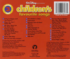 Grandfather Clock Song Children U0027s Favorites Walt Disney Records Children U0027s Favorite
