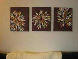 homemade home decor crafts easy and creative diy wall art projects sad to happy project home