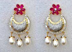 chandbali earrings online gold chandbali earrings online search chandballi