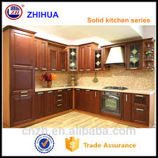 Knockdown Kitchen Cabinets Solid Wood Maple Coffee Glazing Kitchen Cabinet With Knock Down