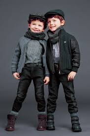 dolce and gabbana winter 2015 childrenswear pinterest winter