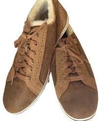 s ugg australia sale ugg australia chestnut s roxford bomber sneakers in twinface