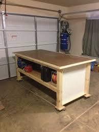 Tool Bench Organization 20 Best Garage Benches Images On Pinterest Garage Organization