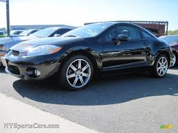 eclipse mitsubishi black 2008 mitsubishi eclipse gt coupe in kalapana black 030322