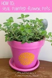 Flower Pots - 25 diy painted flower pot ideas you u0027ll love via make it and
