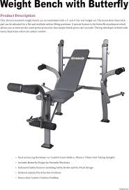 ebay weight bench bench decoration