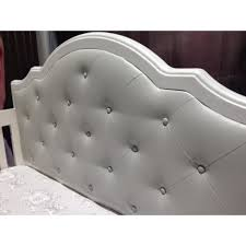 Pali Cribs Pali Cristallo Forever Crib With Leather Vintage White 2201