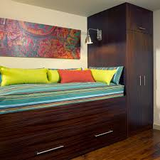 Full Size Bed With Trundle Beautiful Full Size Trundle Bed In Spaces Modern With Italian