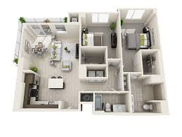 3d floor plans growth media
