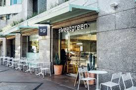 Sweetgreen Sweetgreen Debuts Its Healthy Eats At Fifth And Grand