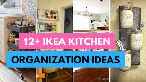 how to organize ikea kitchen 12 ikea kitchen ideas organize your kitchen with ikea hacks