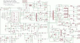 atx power supply front end how does this work electrical