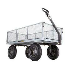 home depot black friday go kart wheelbarrows u0026 yard carts garden tools the home depot