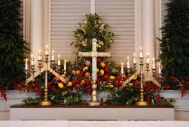 155317 christmas decoration for church window decoration ideas