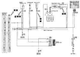 nissan murano alternator connector nissan pickup wiring diagram with electrical images 55432