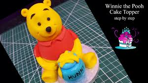 winnie the pooh cake topper winnie the pooh cake topper