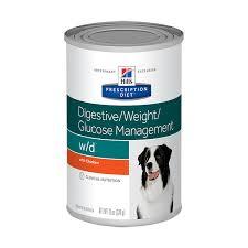 hill u0027s prescription diet canine w d digestive weight glucose