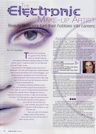 magazines for makeup artists graf makeup artist magazine