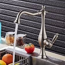 popular kitchen faucets popular vintage style kitchen faucets all home decorations