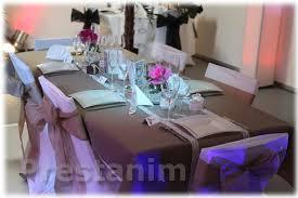 d corations mariage decorations pour un mariage thème romantique