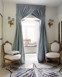 Floor To Ceiling Curtains Decorating Creative Places To Hang Curtains Other Than A Window Transom