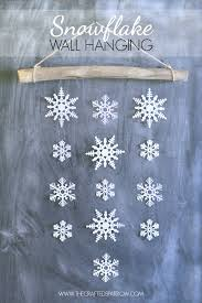 Blue Snowflakes Decorations Snowflake Wall Hanging Snowflakes Wall Hangings And Winter Homes