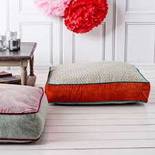 Red Bed Cushions Floor Pillows Cushions Australia Patchwork Floor Cushion Covers