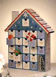 wood advent calendar give your christmas countdown a warm woodsy feel with our
