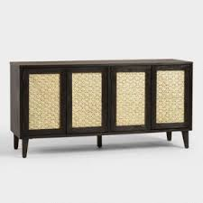room and board zen media cabinet tv stands media console cabinets world market