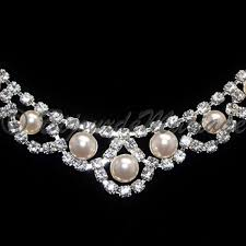 bijoux de mariage parure bijoux mariage perle le de la mode