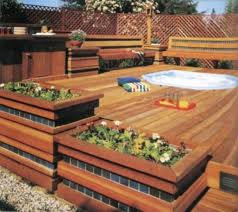 cool deck designs garden decks cool patio deck cool deck design