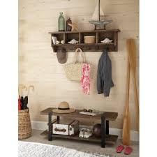 coat rack bench for less overstock com