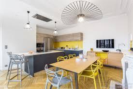 aménagement salon salle à manger cuisine amenagement interieur salon salle a manger 25 luxe idée