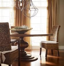 kitchen pedestal kitchen table round dining table with pedestal