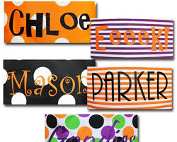 personalized halloween buckets puppy birthday cards outside