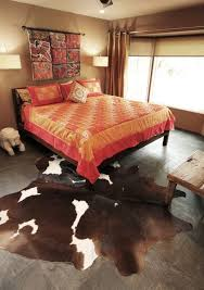 Calf Skin Rug Cowhide Rugs And A Few Ways Of Using Them In Your Interior Décor